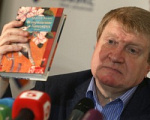 "Andrei Volos wins  2013 Russian Booker Prize for ""Return to Panjrud"""